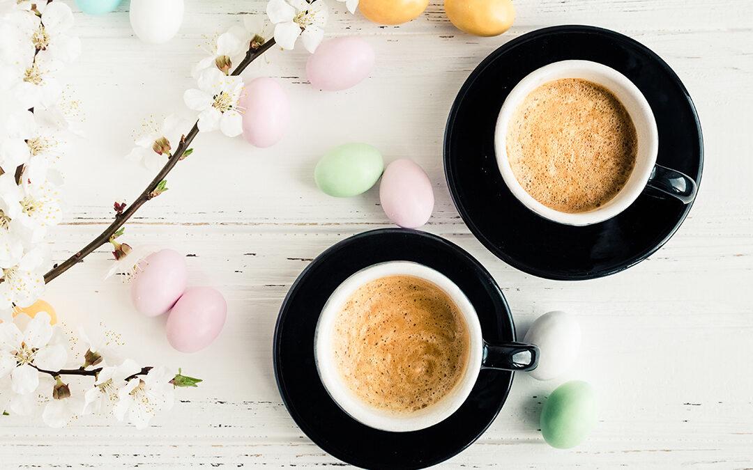 Digital påskekaffe med STT