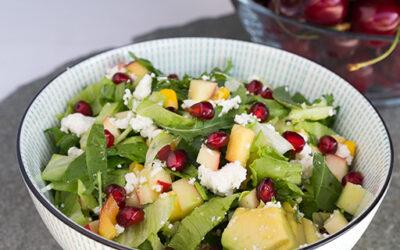 Fruktig salat