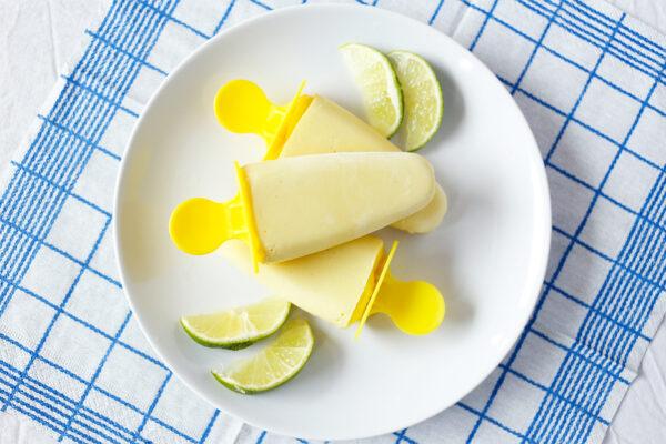 Ispinner med mango, hjemmelaget