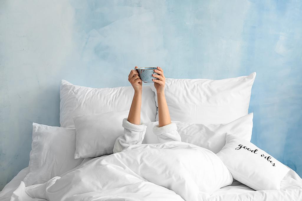 søvn og søtsug